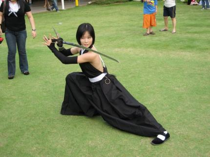 cosplay__soifong_by_sneakersthedog