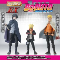 "Bandai lanzará figuras de ""Boruto: Naruto The Movie"""
